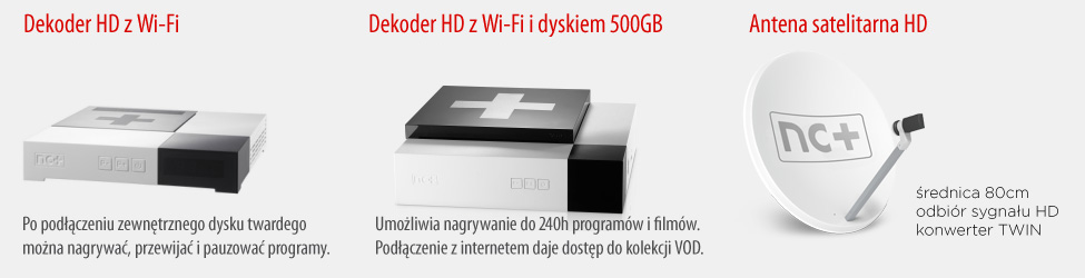 nc plus dekodery antena hd